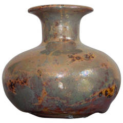 Beatrice Wood Luster Glaze Ceramic Vase