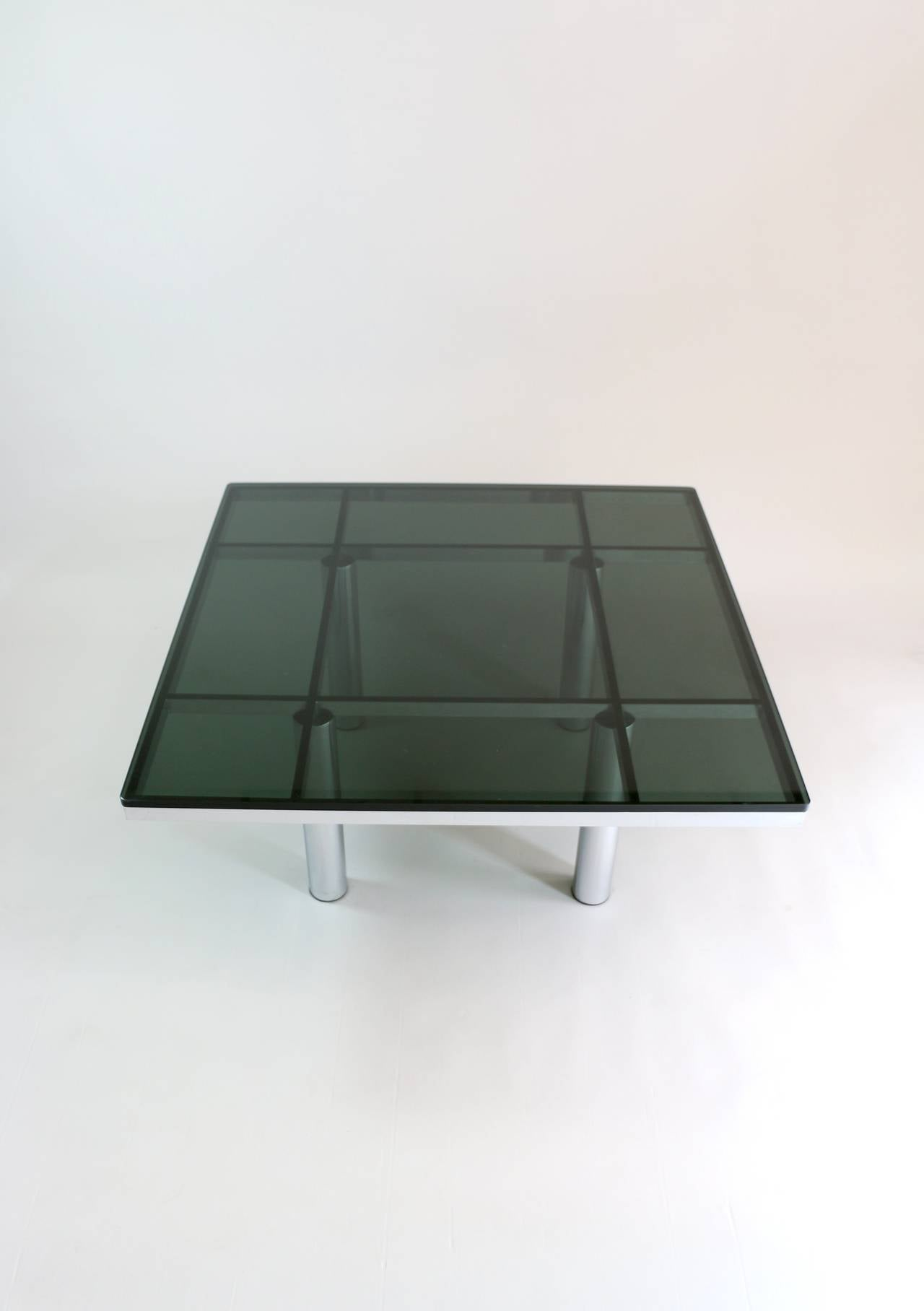 """Tobia Scarpa for Knoll """"Andre"""" Coffee Table 3"""