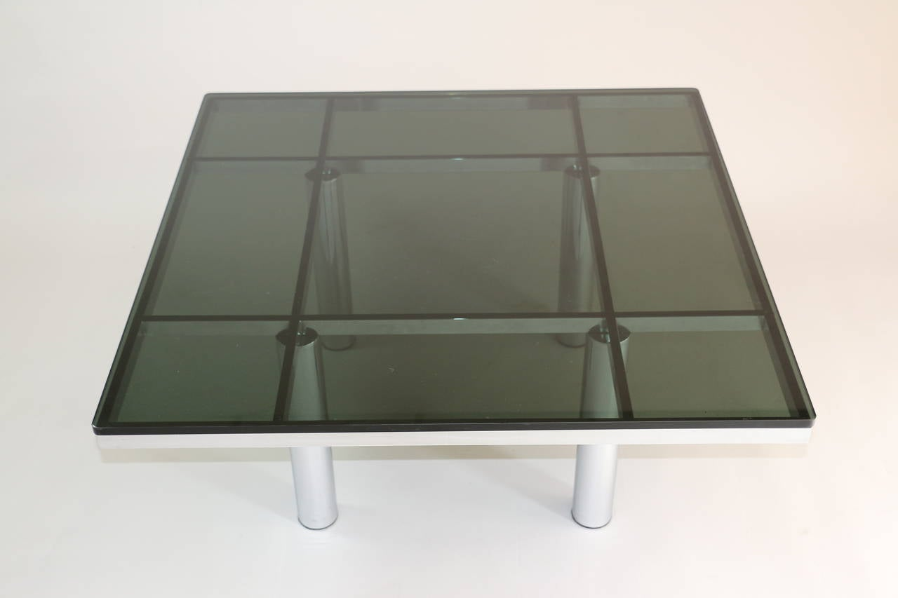 tobia scarpa for knoll andre coffee table for sale at 1stdibs. Black Bedroom Furniture Sets. Home Design Ideas