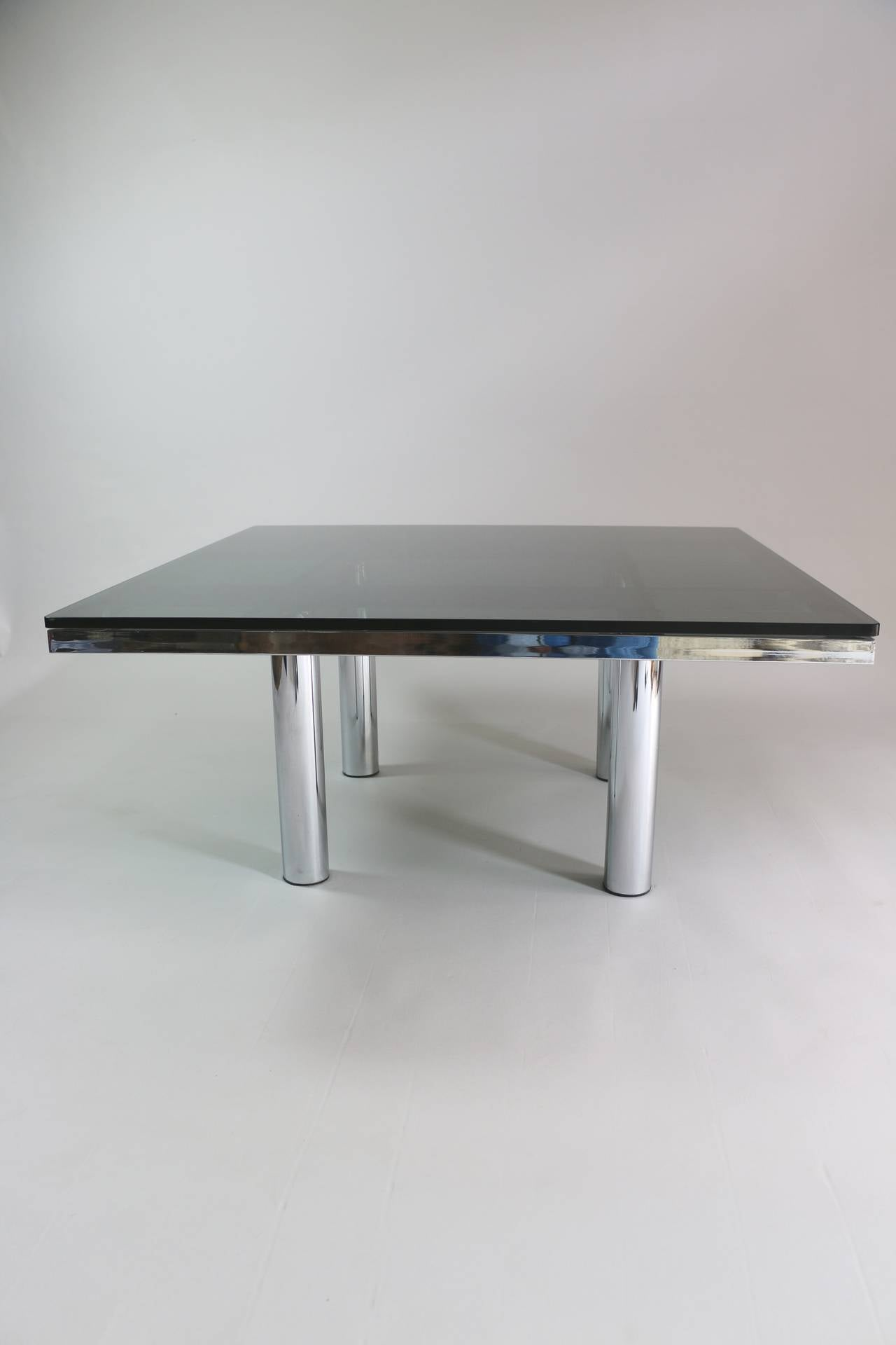 """Tobia Scarpa for Knoll """"Andre"""" Coffee Table 2"""