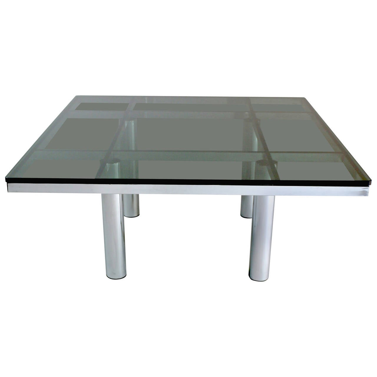 "Tobia Scarpa for Knoll ""Andre"" Coffee Table"