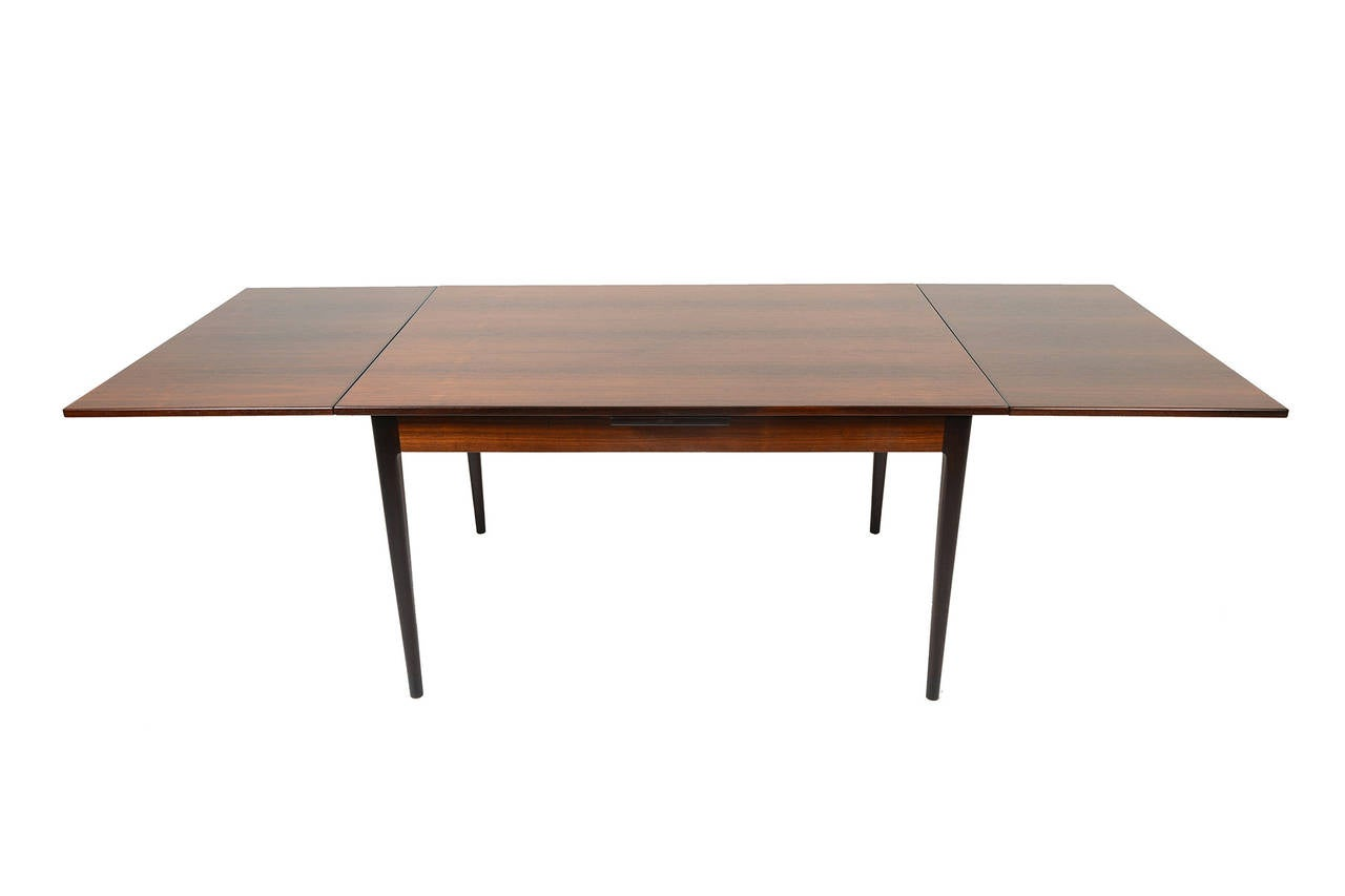 Niels Otto Moller Danish Rosewood Dining Table For Sale At