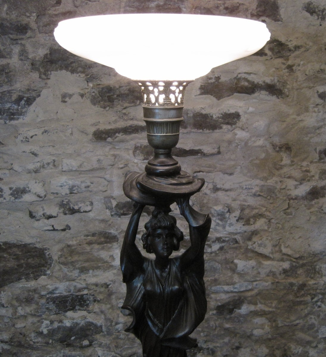 Art Nouveau Floor Lamp For Sale At 1stdibs