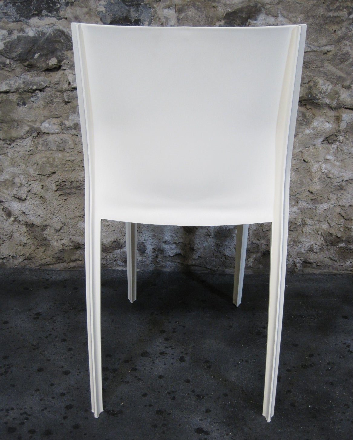 four modern philippe starck slick slick chairs at 1stdibs. Black Bedroom Furniture Sets. Home Design Ideas