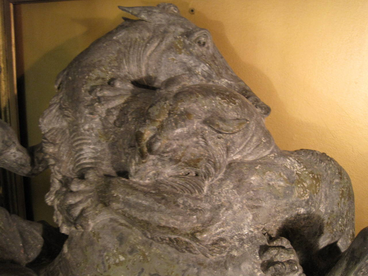 August Karl Eduard Kiss Sculpture, 19th Century For Sale 3