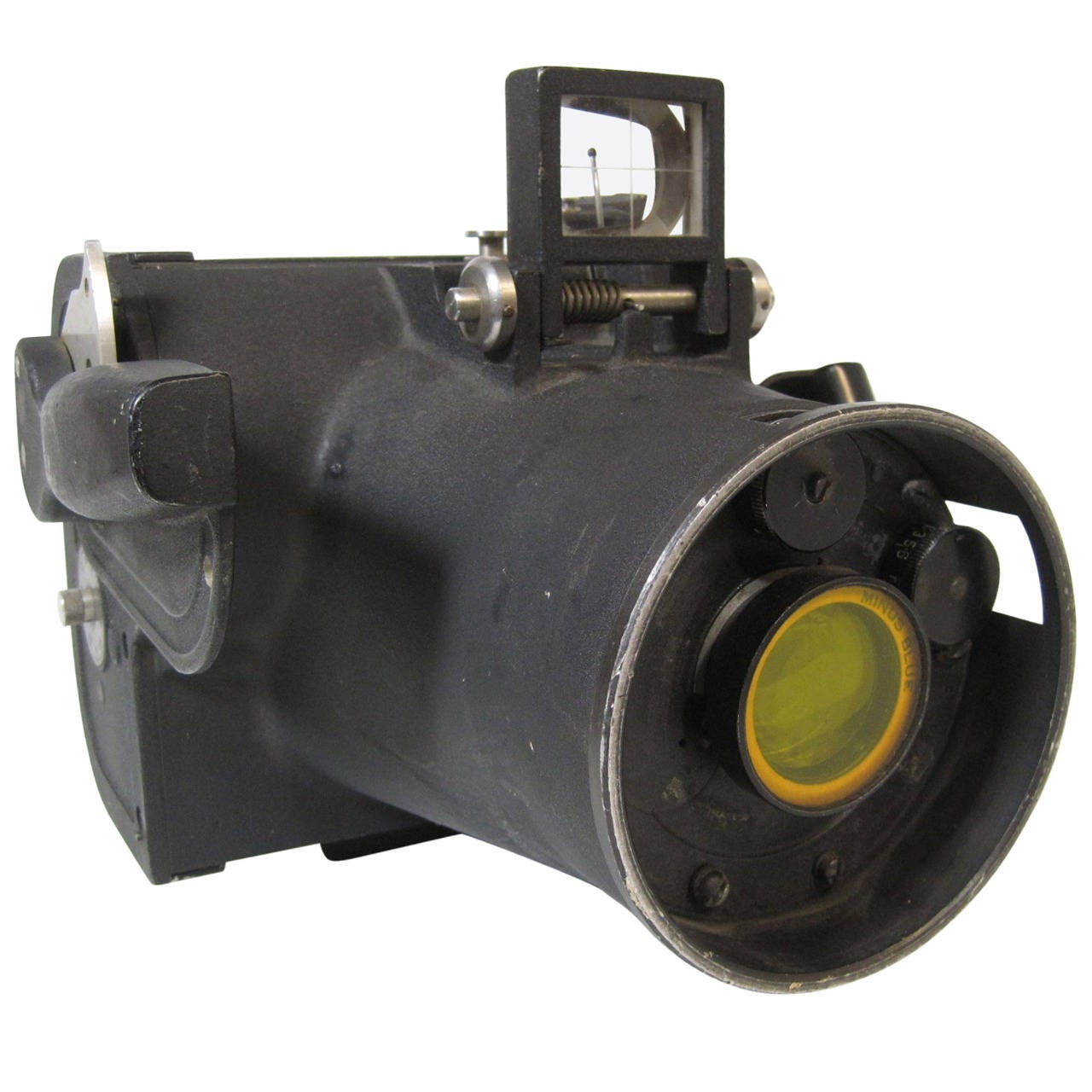 Military Aviation Aerial Photography Camera Used During the Second World War