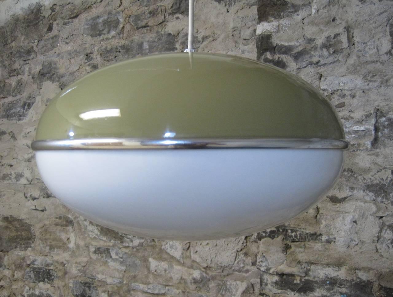 Chrome Arc Floor Lamp Mid Century Modern At 1stdibs