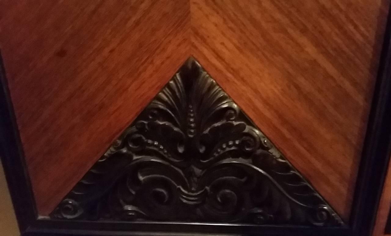 Art Deco Cabinet, Entertainment Center For Sale 2