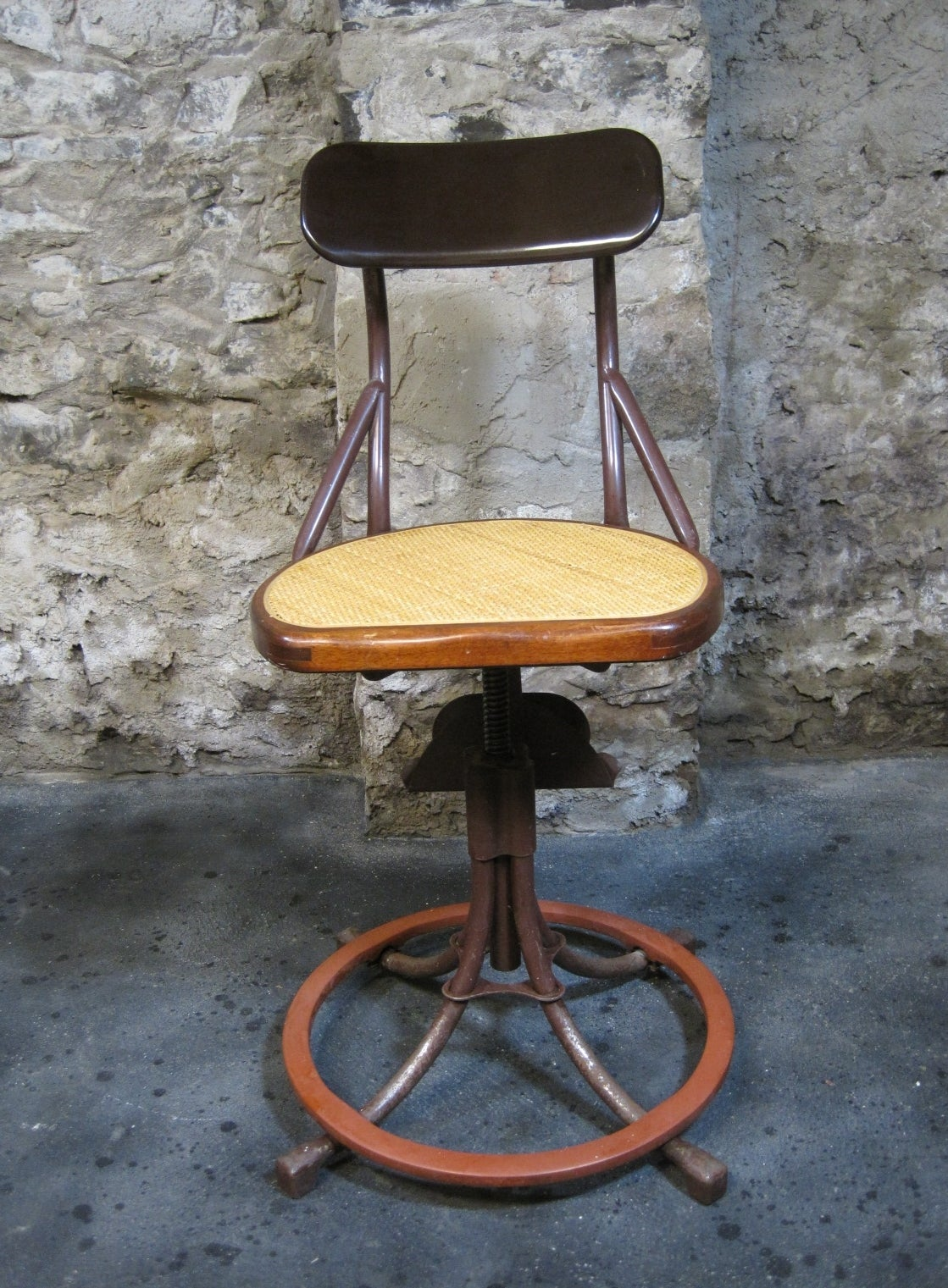 Machine Age Modern Medical Chair