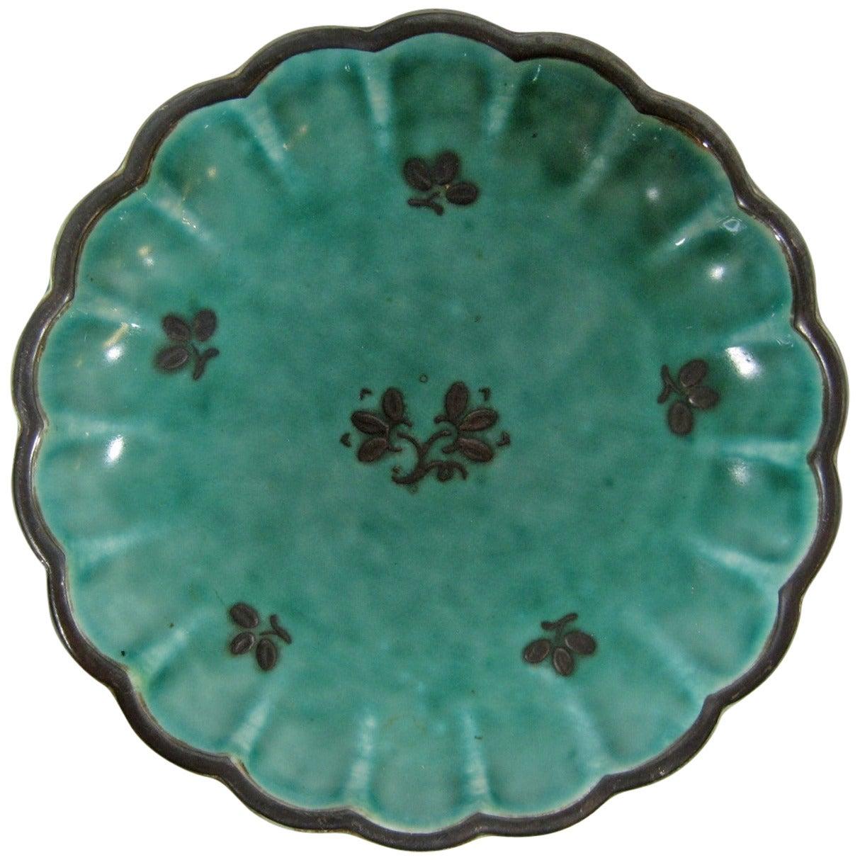 Gustavsberg Argenta Plate, Swedish Art Deco