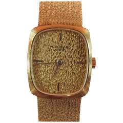 Women's Patek Philippe Watch, 18-Karat Gold