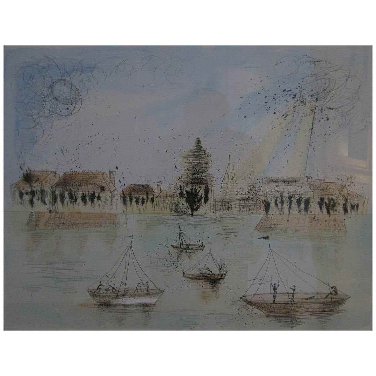 Salvador Dali Lithograph, Hand Signed Limited Edition at ...