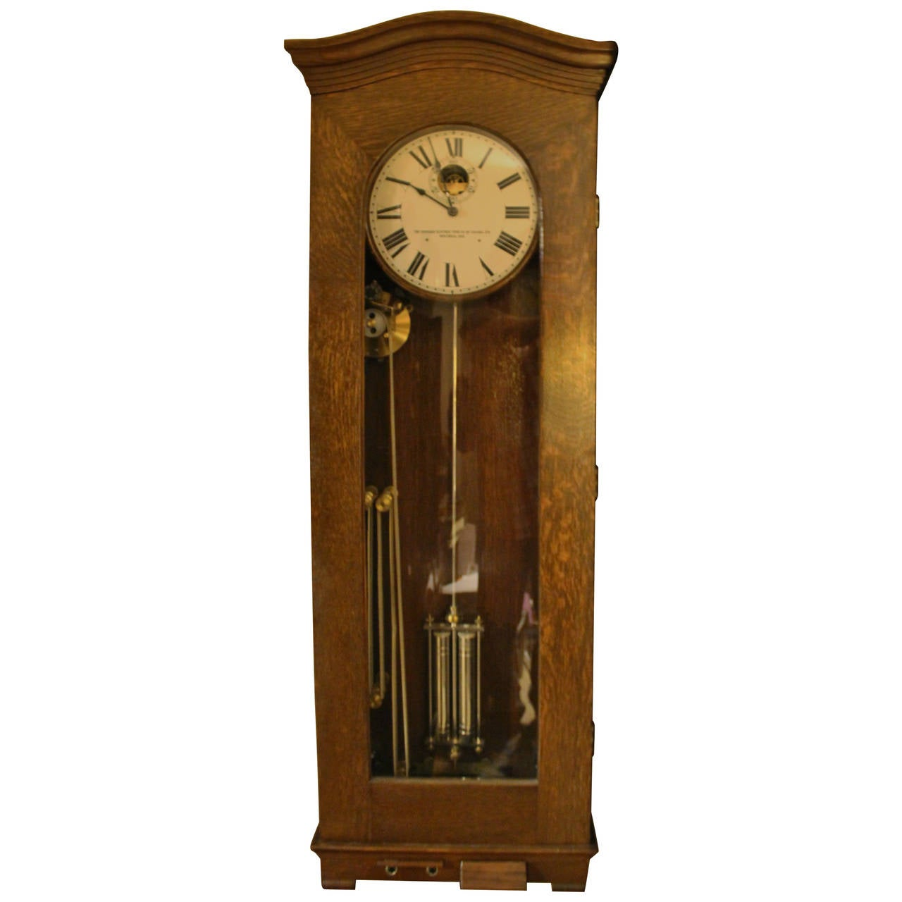 Standard electric master clock machine age for sale at 1stdibs standard electric master clock machine age 1 amipublicfo Images