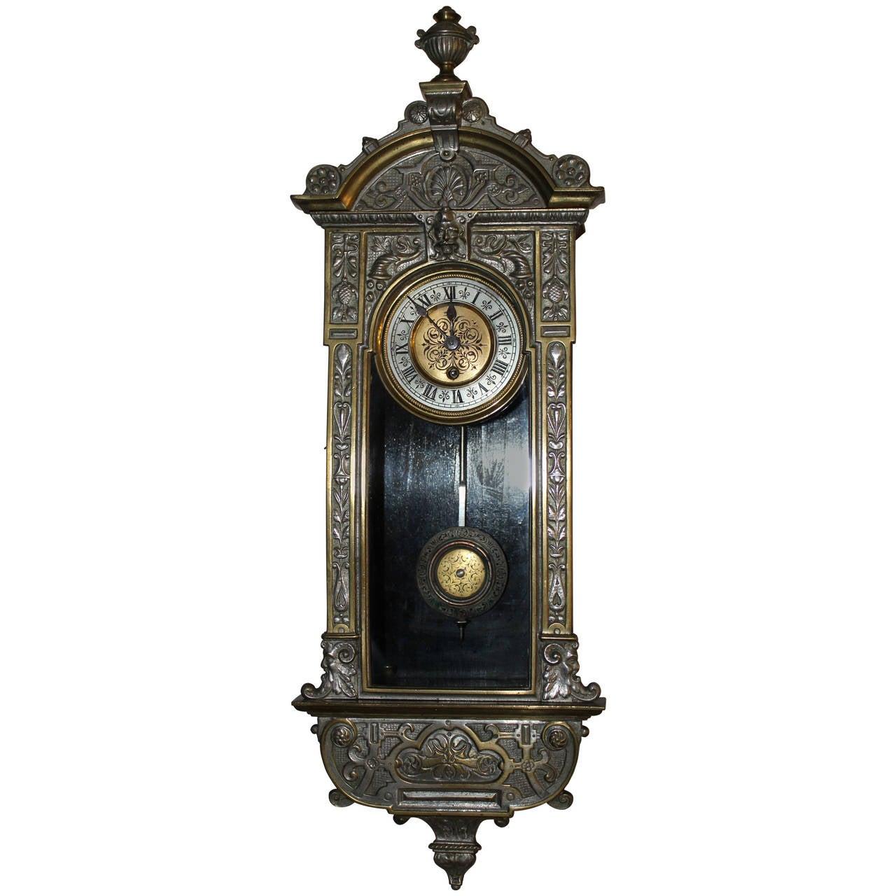German clocks 192 for sale at 1stdibs rudolf mayer clock 19th century german vienna amipublicfo Choice Image