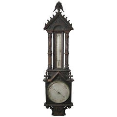 Negretti and Zambra Aneroid Barometer, 19th Century