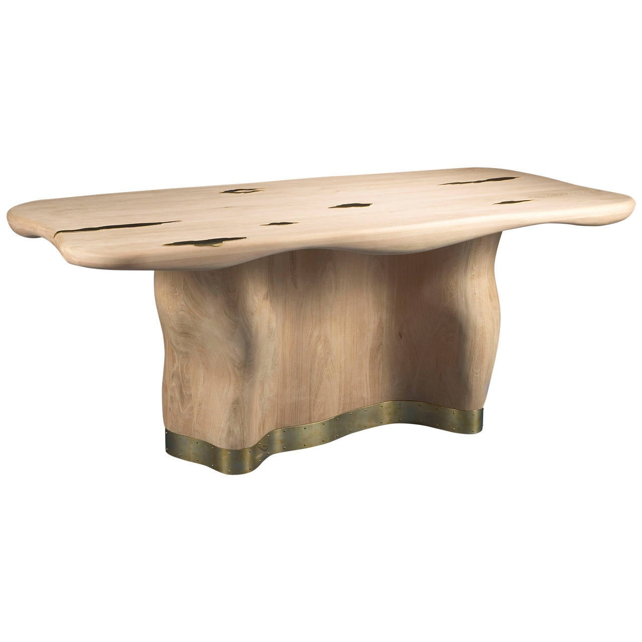 Onde Table by Mattia Bonetti,  For Sale