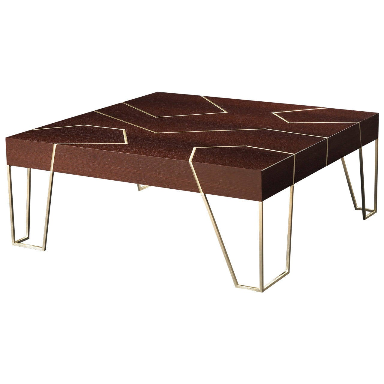 Zanzibar Coffee Table By Elisabeth Garouste And Mattia Bonetti For Sale At 1s
