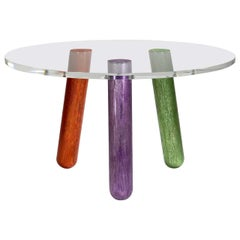 Tutti Frutti Round Table by Mattia .