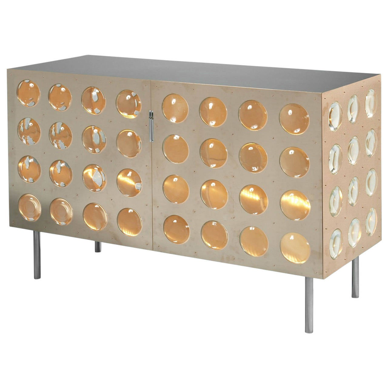 SPINOZA Sideboard by Patrick Naggar 1