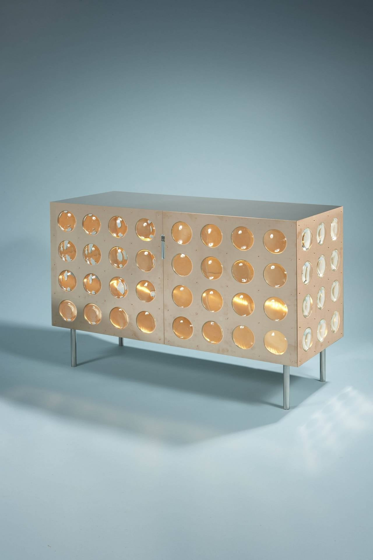 SPINOZA Sideboard by Patrick Naggar 3