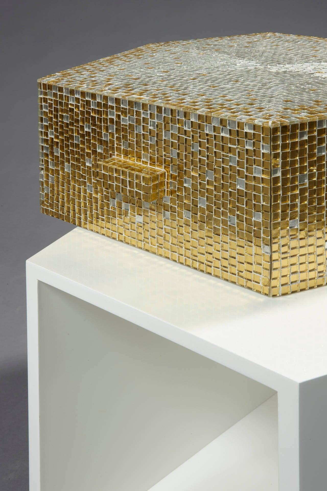 Bijou Side Table by Mattia Bonetti. In stock 2