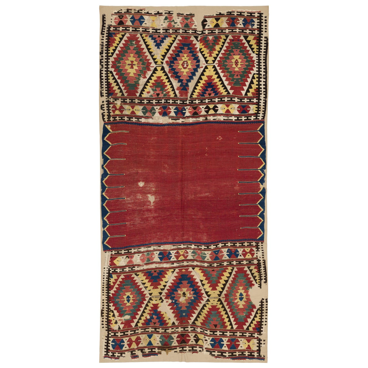 18th century ottoman Back to an educational guide to antique anatolian rugs and carpets main page ottoman carpets in the xvi - xvii centuries (16-17th centuries.