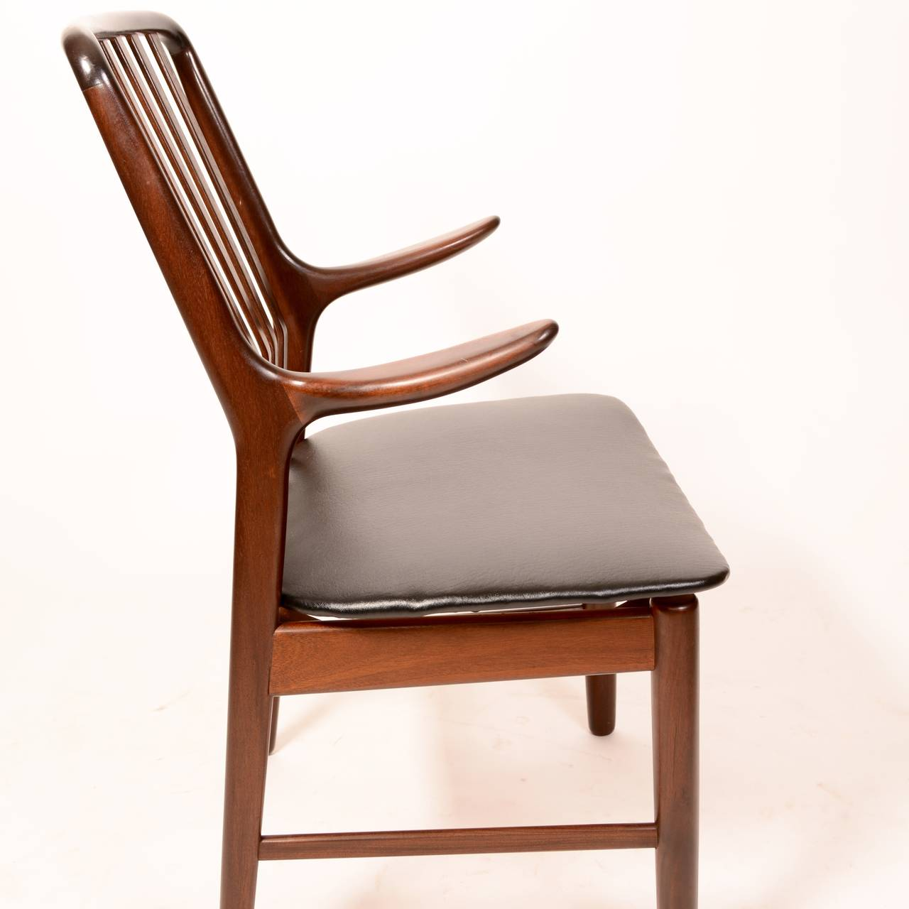 Danish Arm Chairs by Svend A. Madsen for Moreddi, Set of 2 3