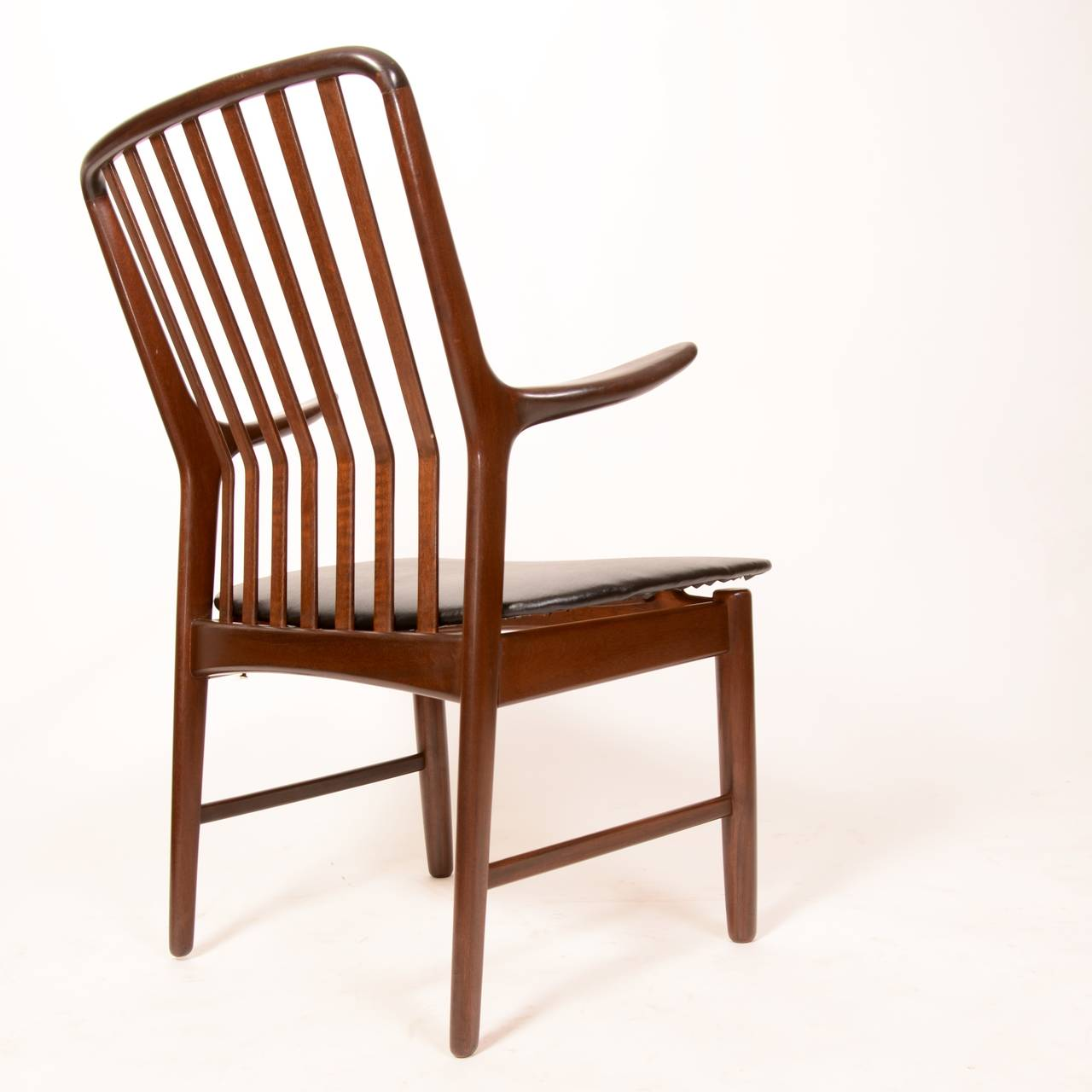 Danish Arm Chairs by Svend A. Madsen for Moreddi, Set of 2 9