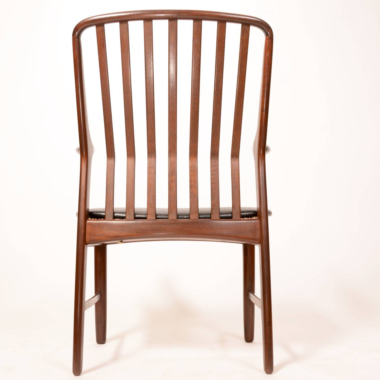 Danish Arm Chairs by Svend A. Madsen for Moreddi, Set of 2 6