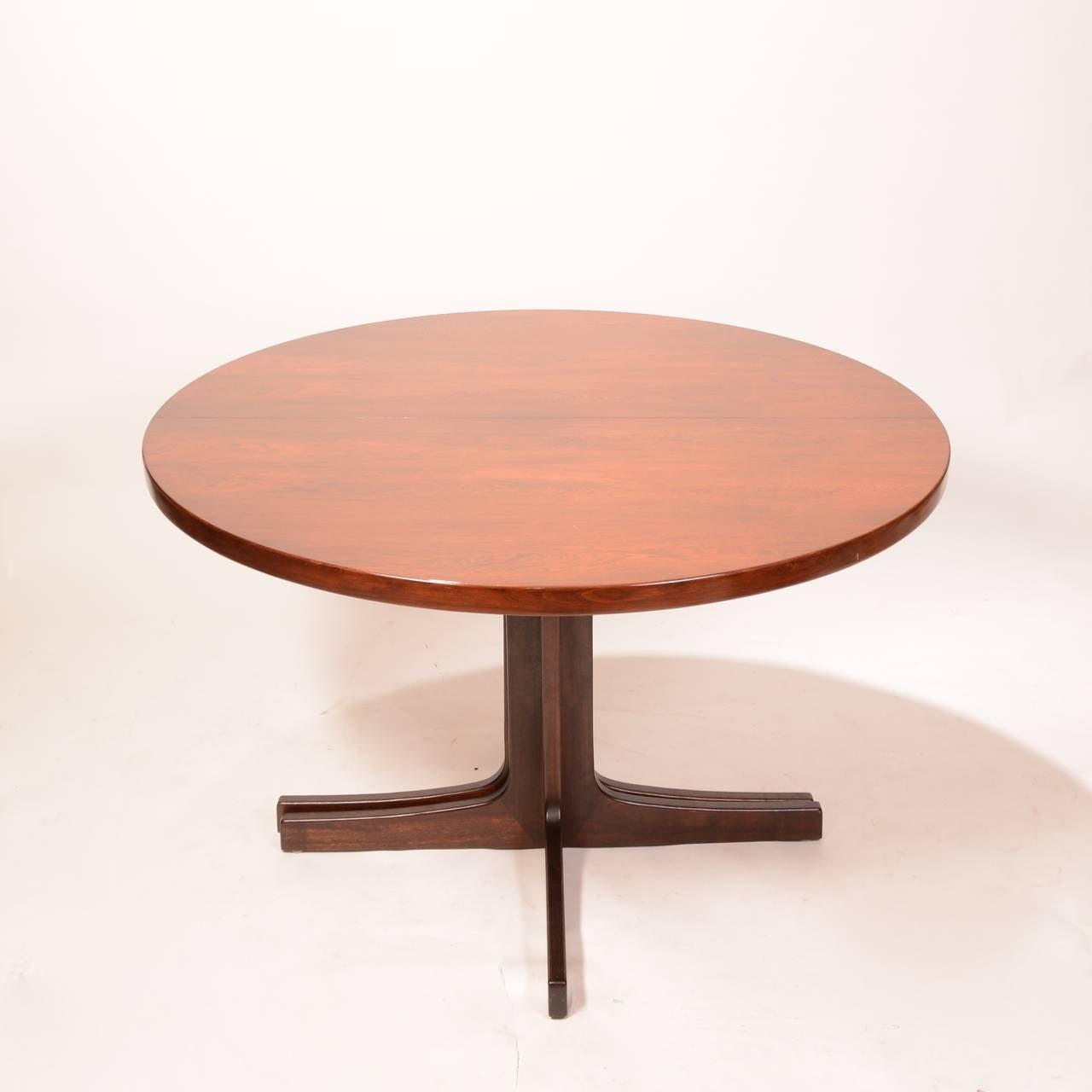Mid-Century Modern Skovmand & Andersen for Moreddi Rosewood Dining Table 2