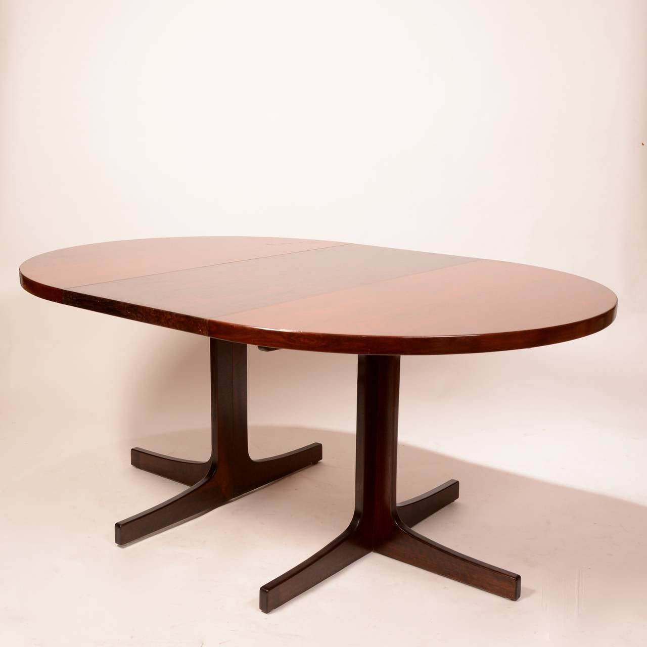 Mid century modern skovmand and andersen for moreddi for Mid century modern dining table