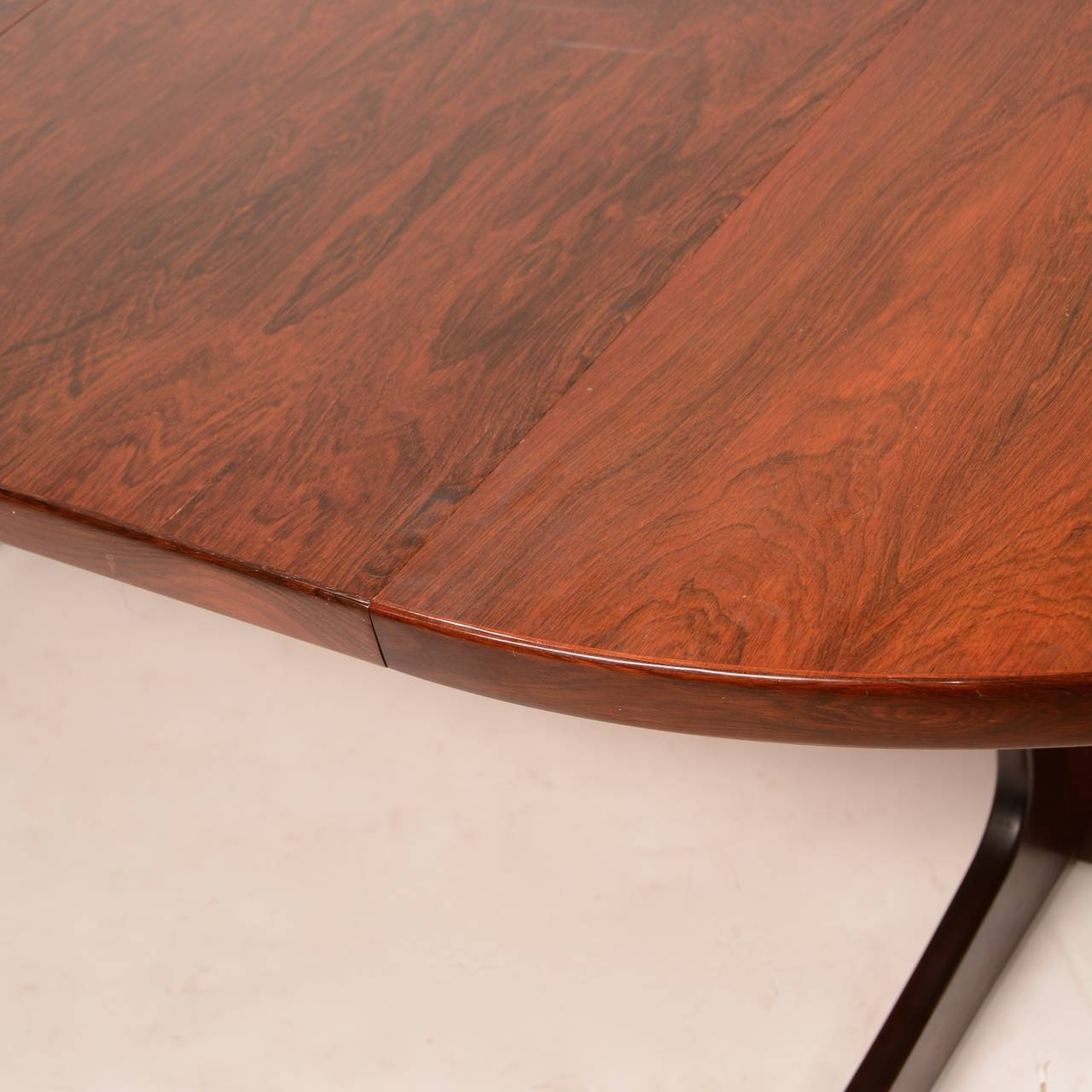 Mid-Century Modern Skovmand & Andersen for Moreddi Rosewood Dining Table 8
