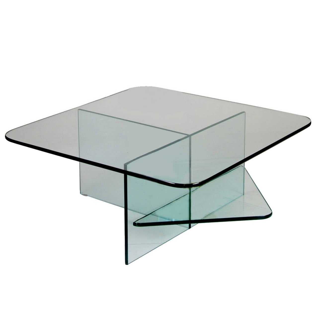 memphis style modern square coffee table at stdibs - memphis style modern square coffee table