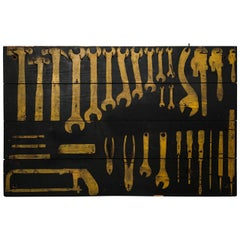 Painted Tool Board