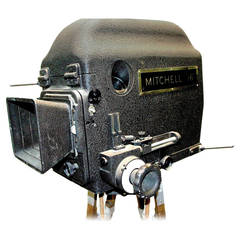 Mitchell Camera 16mm Camera Blimp Housing, Circa 1940, As Sculpture. ON SALE NOW