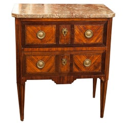 French Louis XVI style Chest 19 th c.