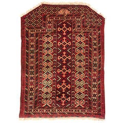 Horse Cloth Antique  Bokara Turkoman Yomuth
