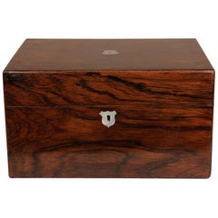Antique English Travel Toiletry Casket- FINAL CLEARANCE SALE