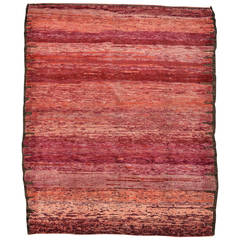 "Moroccan Shades Vintage Carpet ""Sunset in the Desert"""