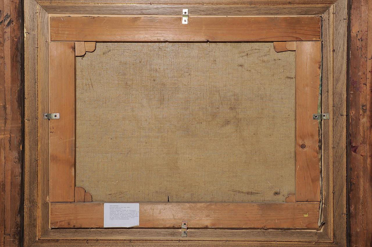Biedermeier Old Austrian Horse Painting, E: Hofman Signed For Sale