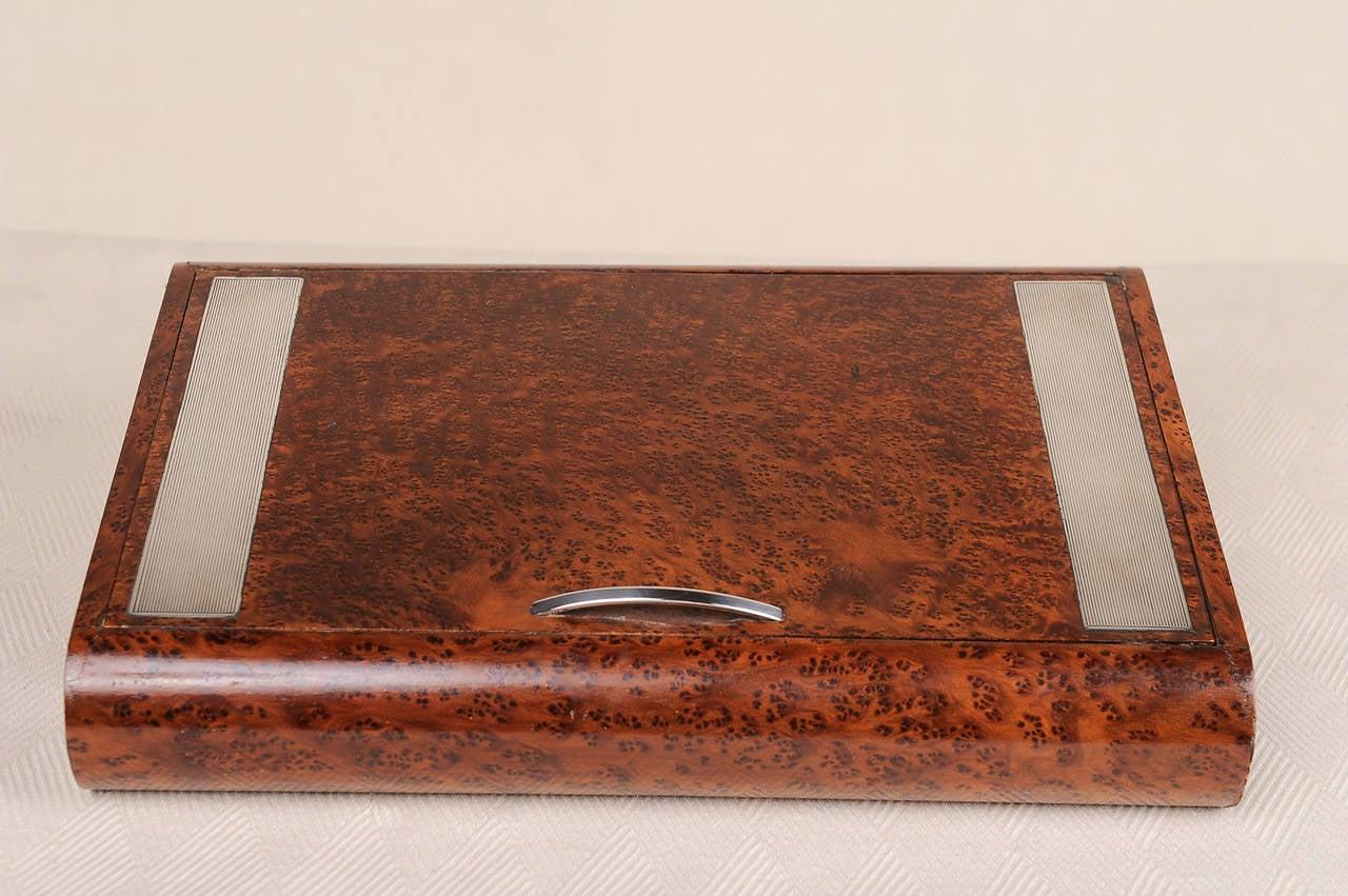 Elegant Travel Writing Set Box For Sale At 1stdibs