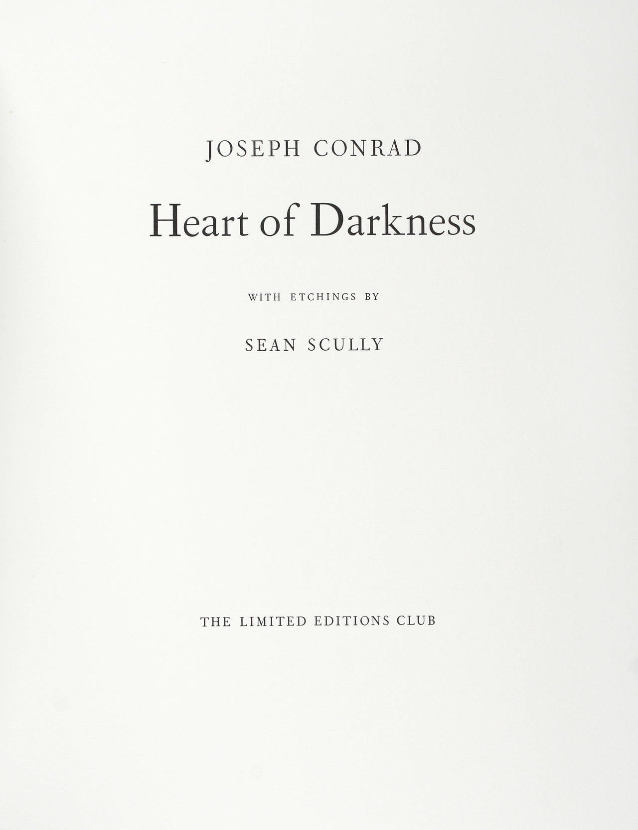 the illustration of cruelty in joseph conrads heart of darkness Joseph conrad - heart of darkness heart of darkness : joseph conrad may 18, 2010 05/10 by gatten, brian conrad, joseph, 1857-1924 texts eye 52 favorite 0.