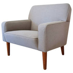 Hans Wegner for AP Stolen Model 33 Lounge Chair
