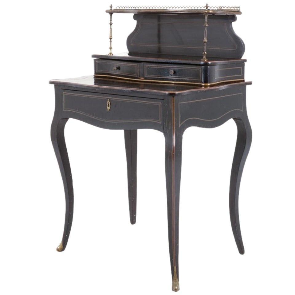 French Ladies Writing Desk Circa 1880 At 1stdibs
