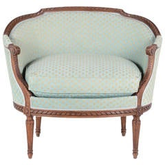 French Marquise Chair