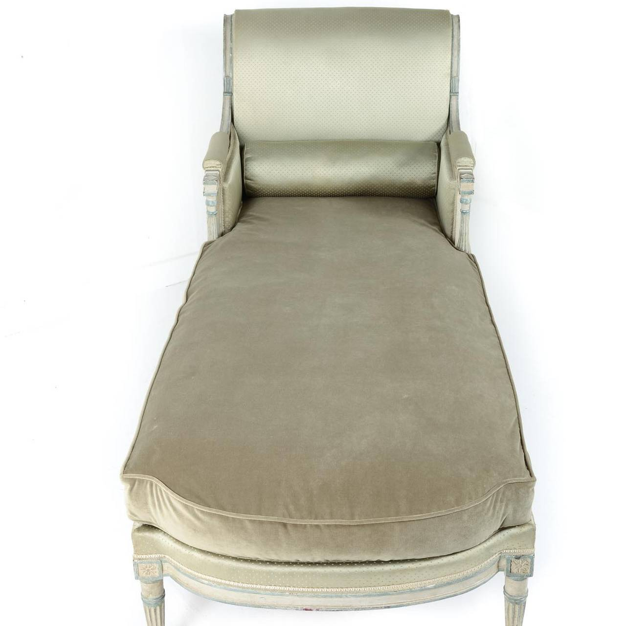 French directoire chaise longue circa 1840 at 1stdibs for Chaise longue france