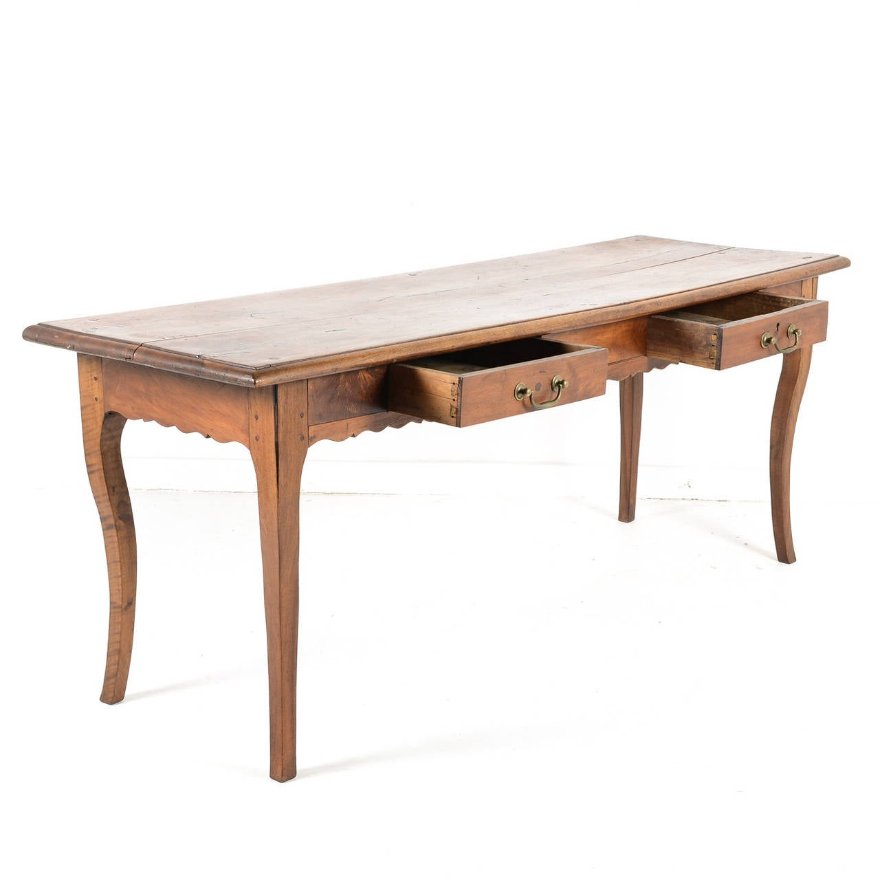 Country French Farm Table 19th Century For Sale at 1stdibs
