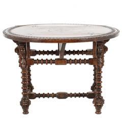 18th Century Portuguese Wine Table