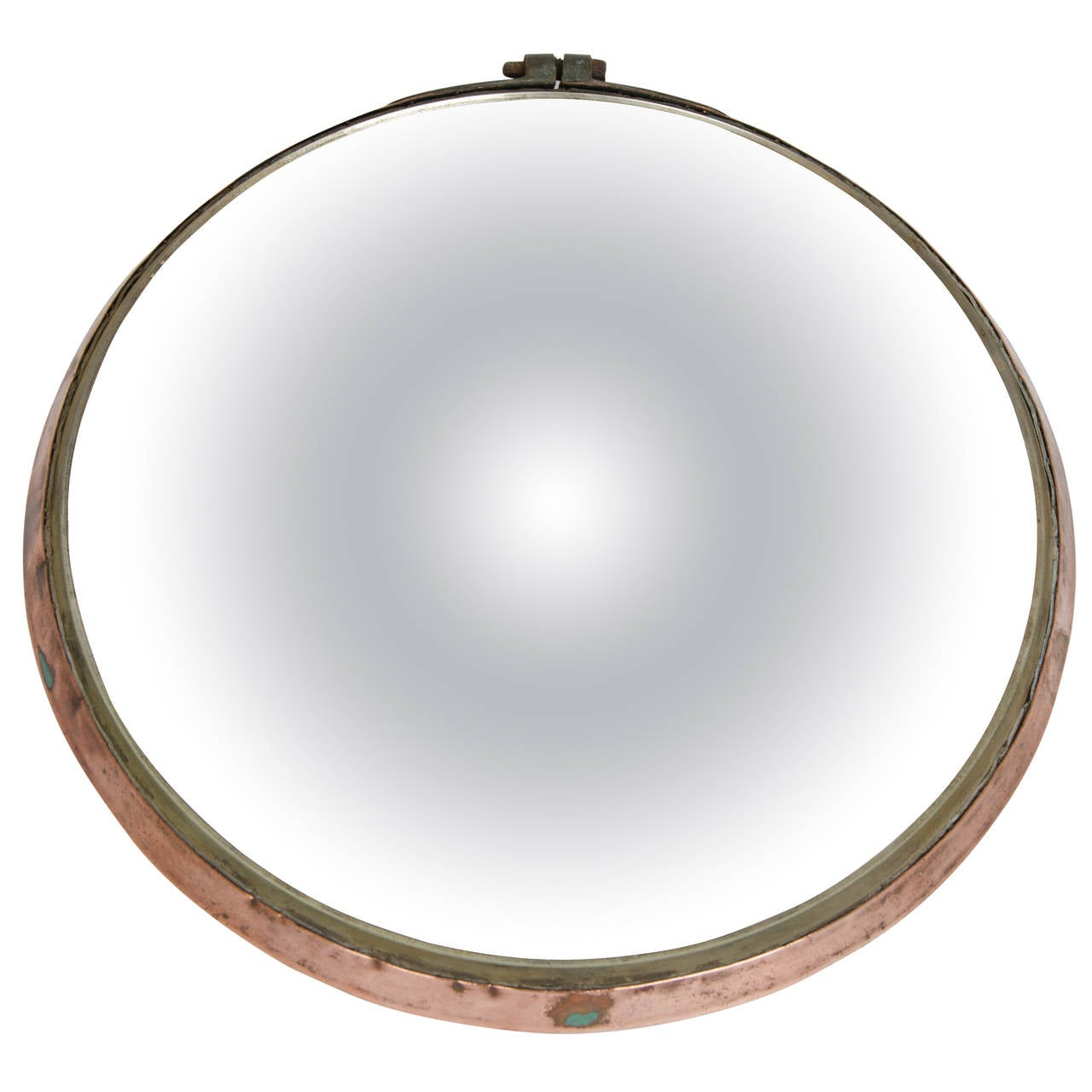 Small parabolic concave mirror at 1stdibs for Mirror of mirror