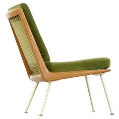 Hans Mitzlaff Boomerang Easy Chair for Eugen Schmidt Soloform, 1953